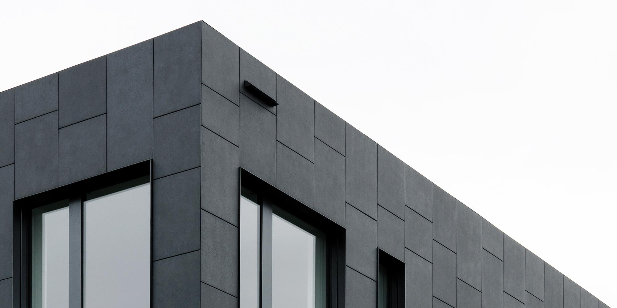 Gfrc wall panels for unique facade designs, Rieder Facades, Austria