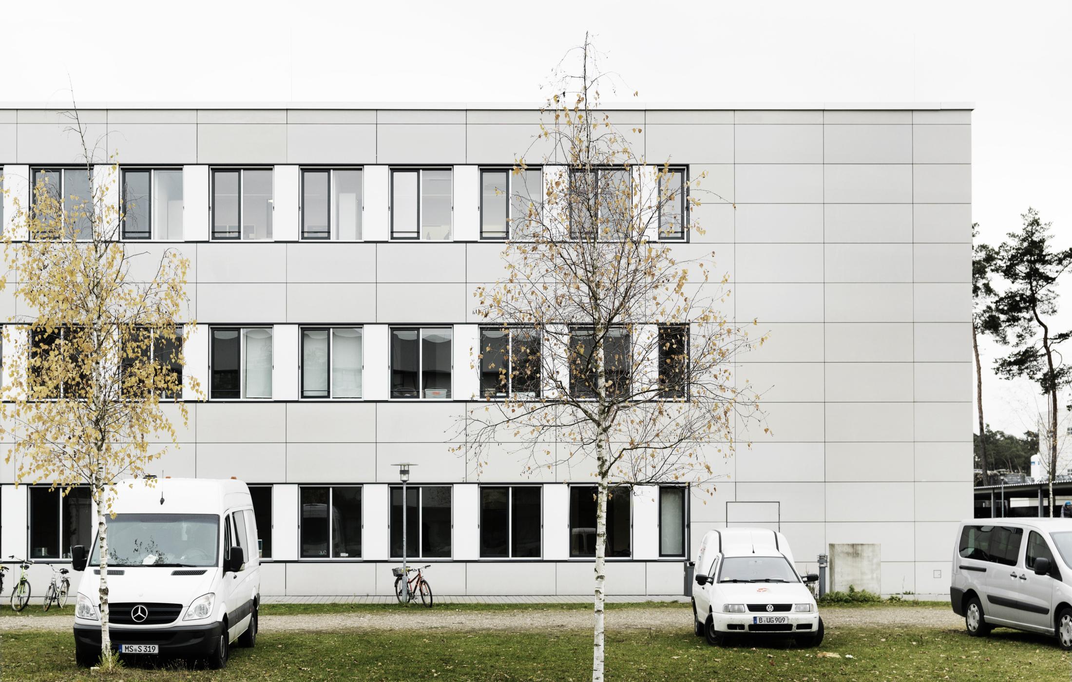 Architekt Erlangen Nürnberg: Universität Erlangen-Nürnberg • Rieder Group Austria